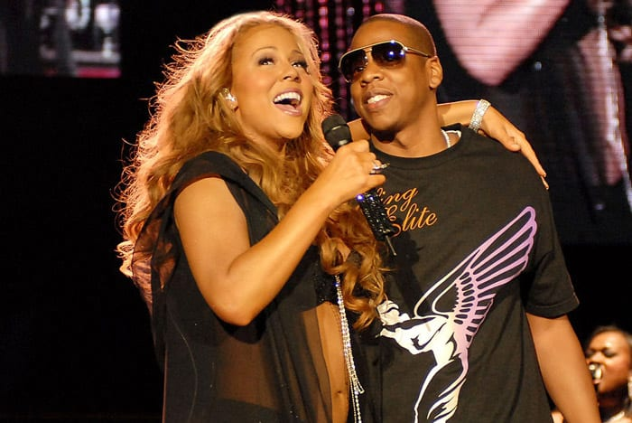 Mariah Carey Reportedly Signs With JAY-Z's Roc Nation Management
