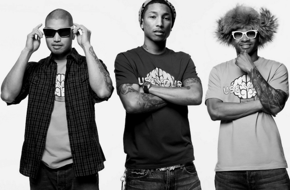 "N.E.R.D. x Future – ""1000"" Collab"