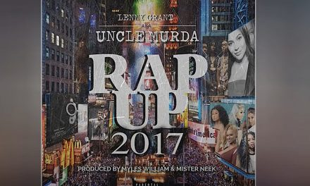 "Uncle Murda's ""Rap Up 2017"" Sums Up Some Of The Biggest Hip Hop Stories Of The Year."