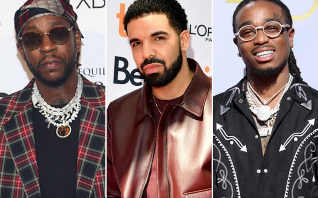 "2 Chainz Drops ""Bigger Than You"" Single With Drake & Quavo"