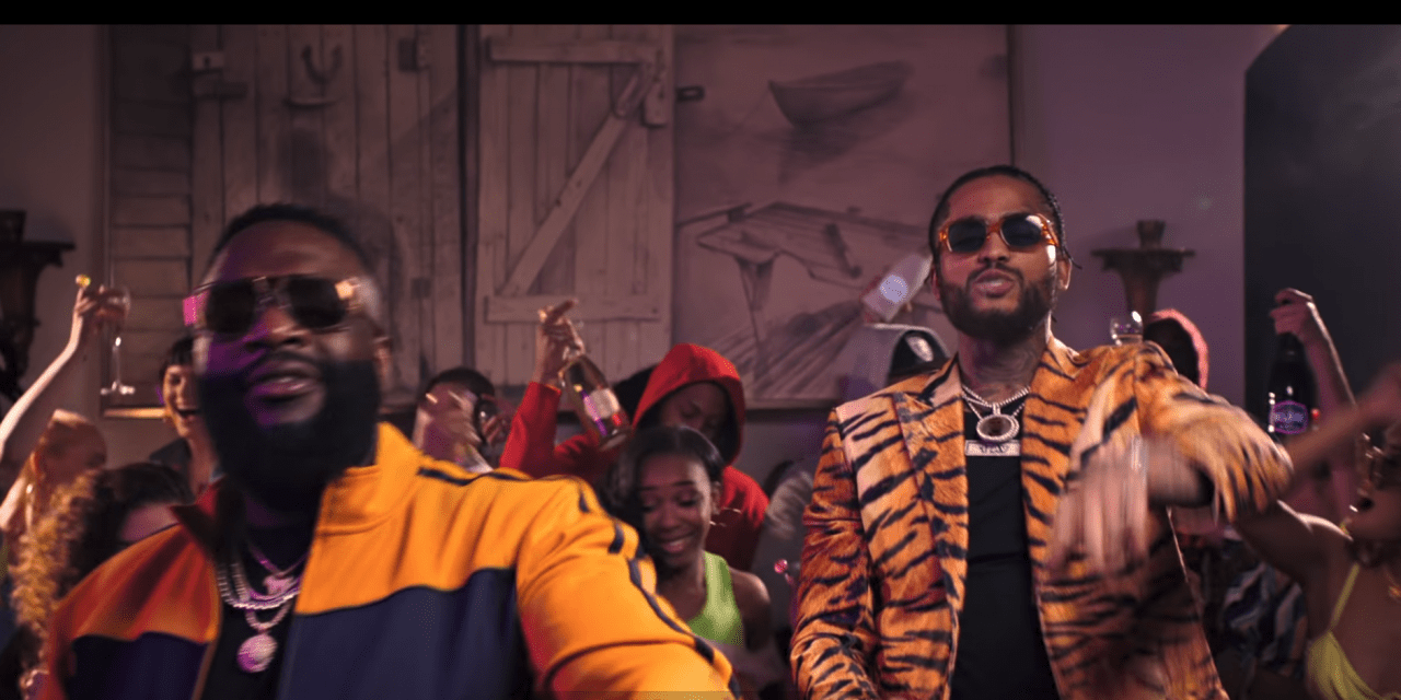 "Dave East & Rick Ross Drops Visuals For ""Fresh Prince of Belaire"""