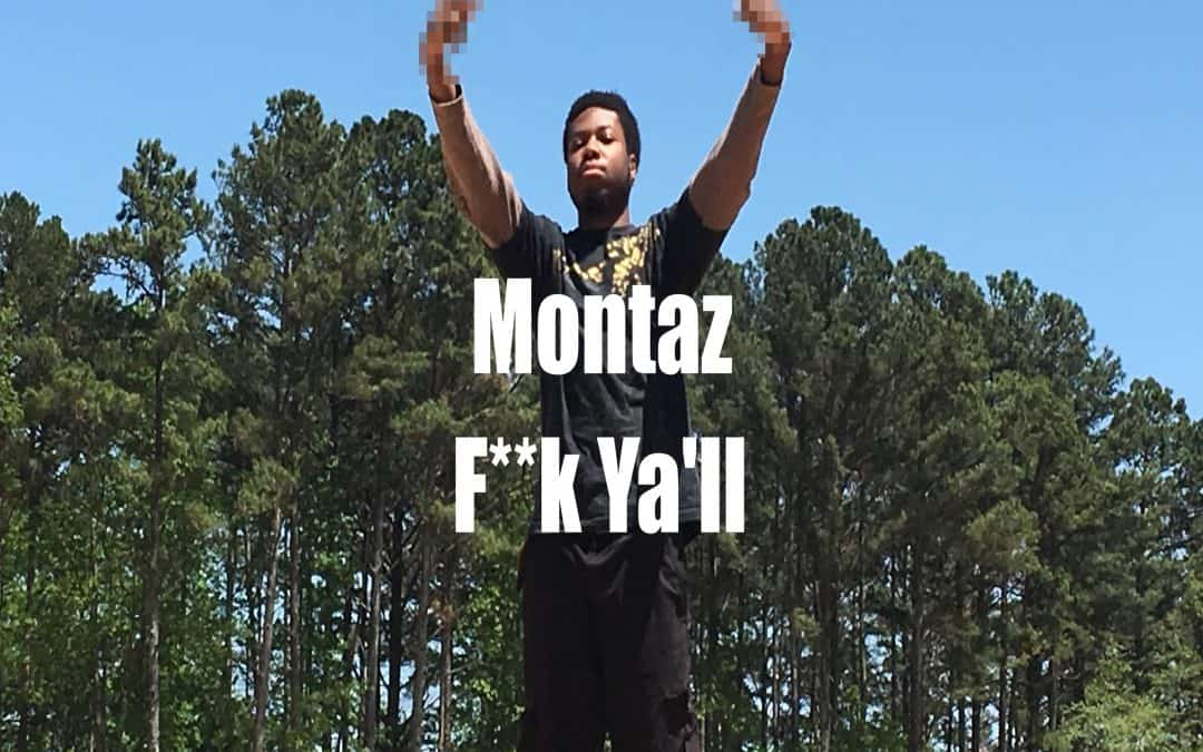 Montaz Confirms Mixtape and Album Titles To Be Released By The End Of 2018.