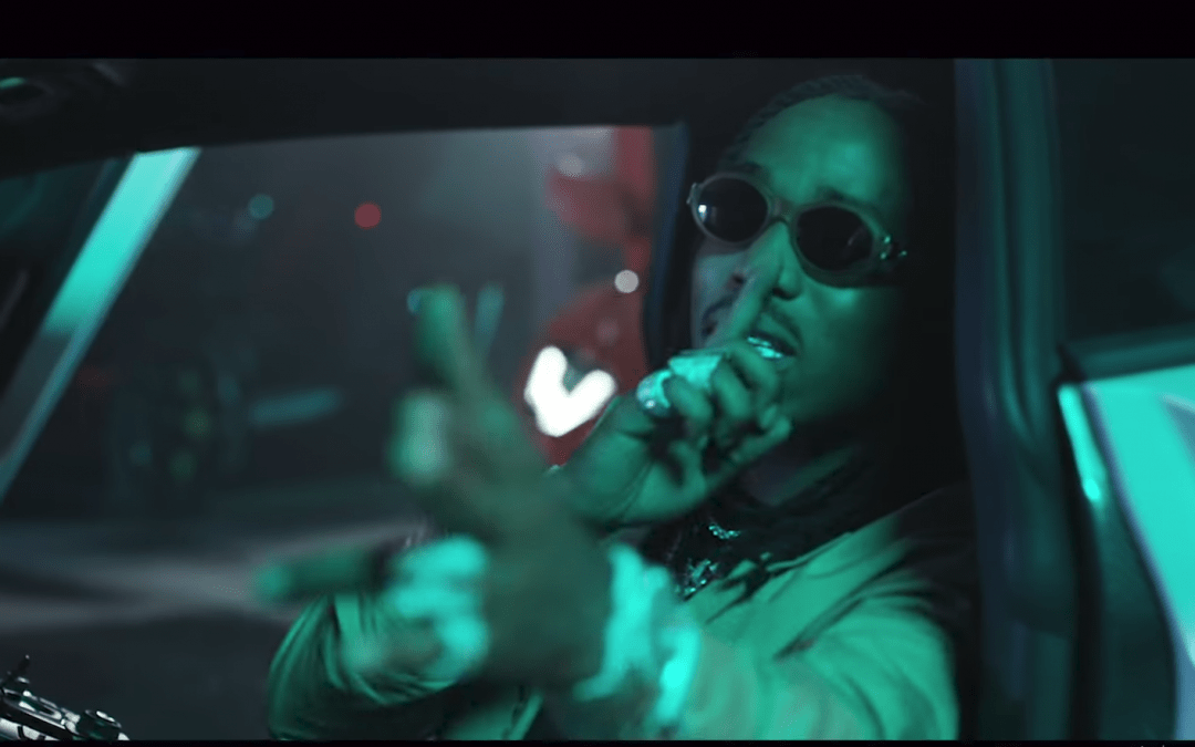 "Quavo Releases Icey Video For ""Lamb Talk"""