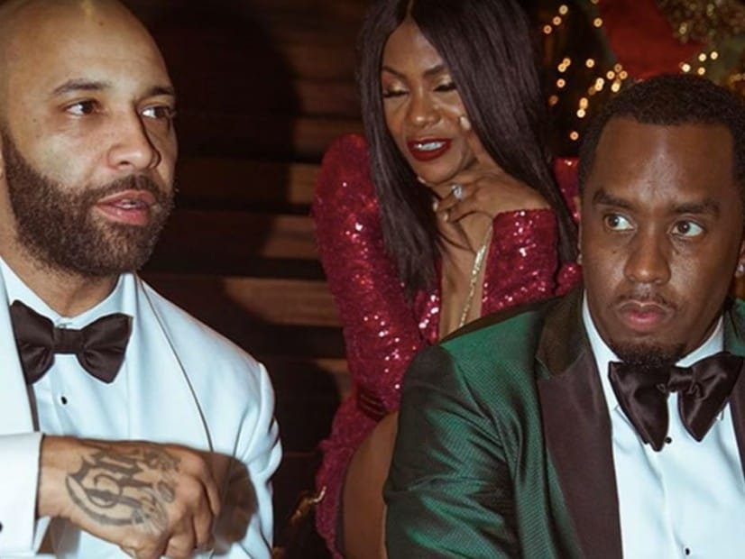 Joe Budden Spoke With Diddy About Eminem Implicating Him In 2Pac's Murder