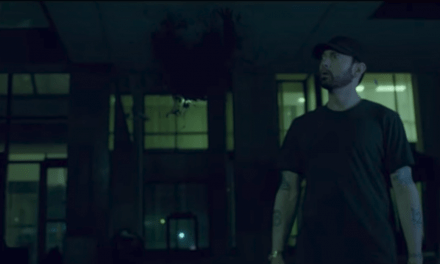 "Eminem Drops New Demon Visuals For ""Fall"""