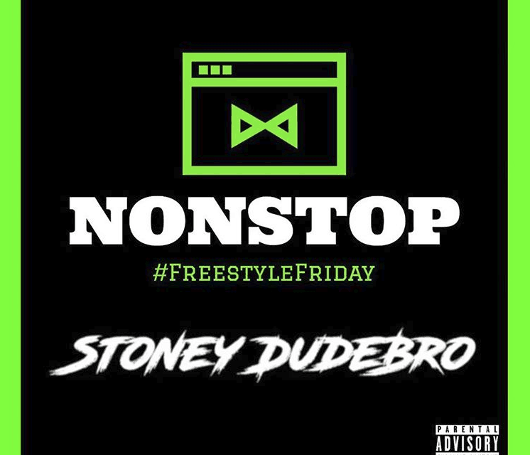 STONEY DUDEBRO Drops A Non Stop Free Style Over a Tay Keith's Beat