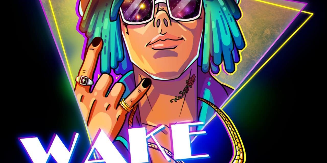 """Kid Blue Drops """"Wake Up!"""" Debut Release From Upcoming Album"""