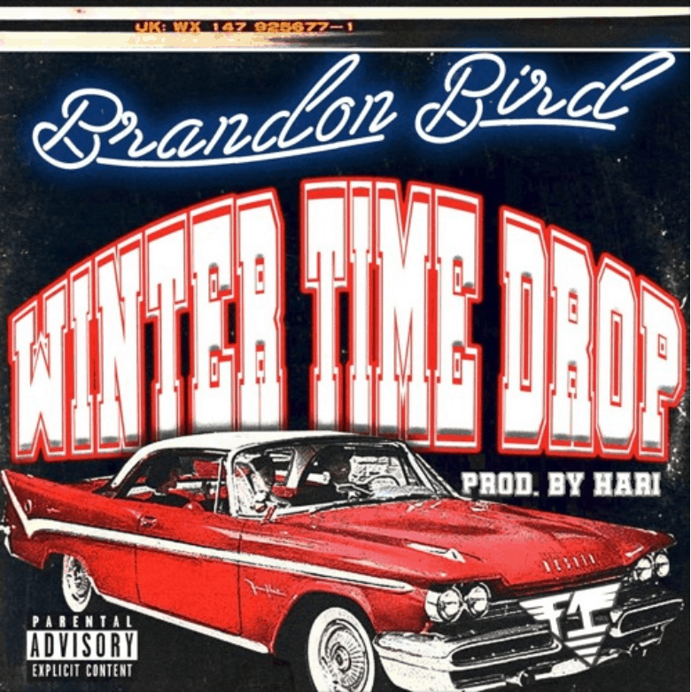 "Brandon Bird Holds True To His Sound With New Release ""Winter Time Drop"""