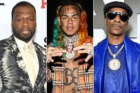 Tekashi 6ix9ine Allegedly Thinks Rappers Like Snoop Dogg And 50 Cent Are Hating & Jealous