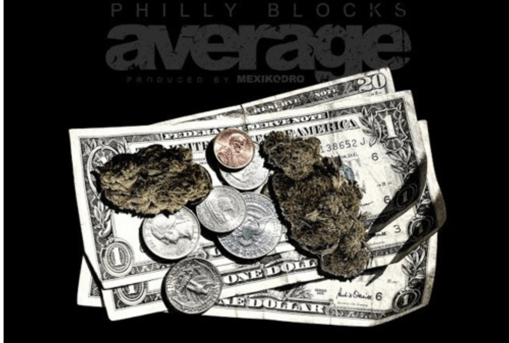 "Philly Blocks With The Single ""Average"""