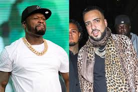French Montana Accuses 50 Cent Of Being Behind Stream Spike: '59 An Evil Donkey'
